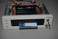Smart Card Programmer - Front View